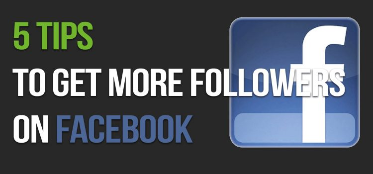 5 tips to get more followers on facebook | Christian Ried
