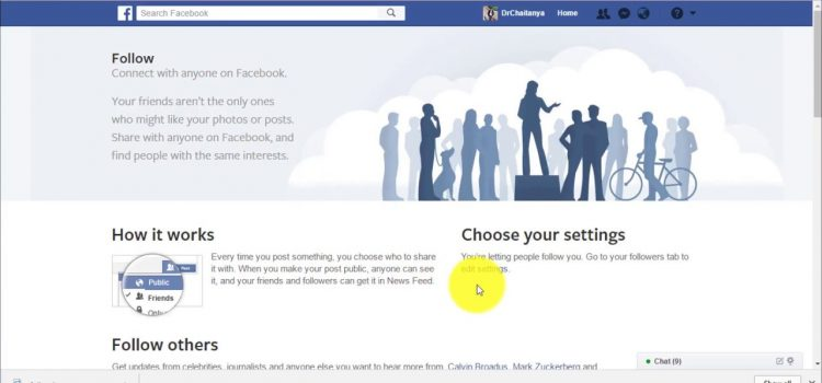 How To Turn Off, Stop or Disable Facebook Followers 2017