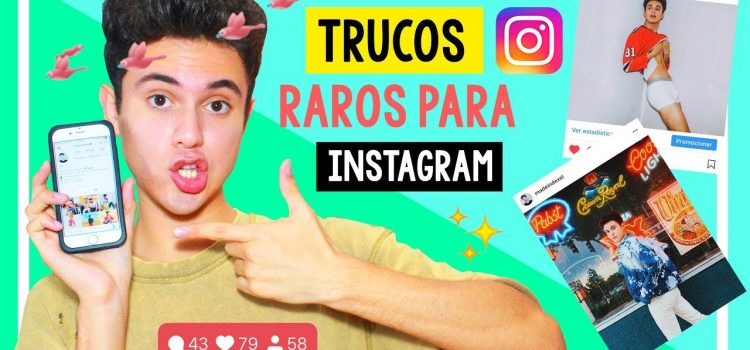 TRUCOS RAROS para INSTAGRAM (Stories, apps para fotos, hacks, seguidores y más) | MADE IN DEXEL