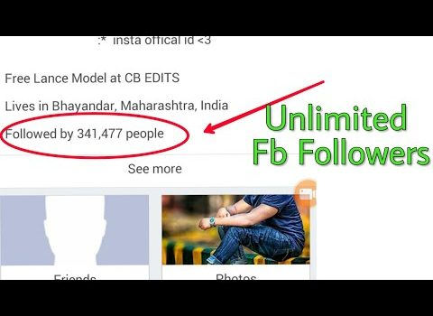 Facebook auto follower 2017 safe trick and 101% working || 200+ per submit